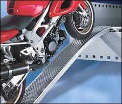 Auffahrschiene -lightweight curved 1500- - Produktbild