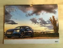 A3Q Wandkalender 2021 - Bild vergrößern