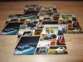 A3Q Wandkalender 2014 - Bild vergrößern