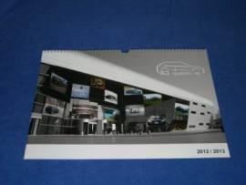 A3Q Wandkalender 2012 - Bild vergrößern