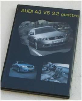 A3Q Info DVD zum Audi A3 3.2 quattro - Bild vergrößern