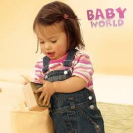 T-Shirt von Baby World 104/110 gestreift - Bild vergrößern