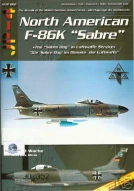 ! ADJP002 F-86K SABRE Bundesluftwaffe, AirDoc - Bild vergrößern