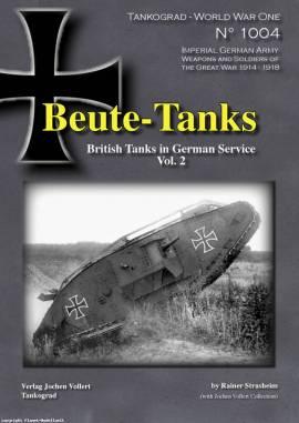 1004 Beute Tanks in German Service Vol. 2, NEU  - Bild vergrößern
