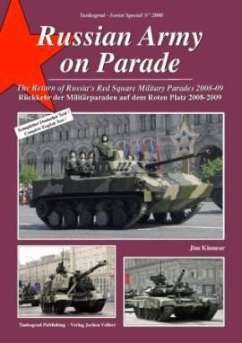 2008 Russian Army on Parade- Tankograd NEU  - Bild vergrößern