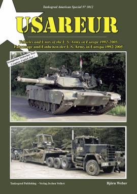 3012 USAREUR Fahrzeuge und Einheiten der U.S. Army in Europa - Bild vergrößern