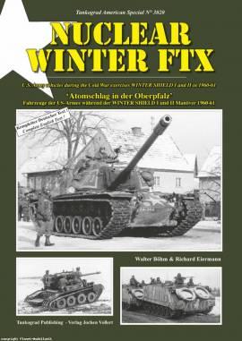 3020 NUCLEAR WINTER FTX 'Atomschlag in der Oberpfalz', Tankograd - Bild vergrößern
