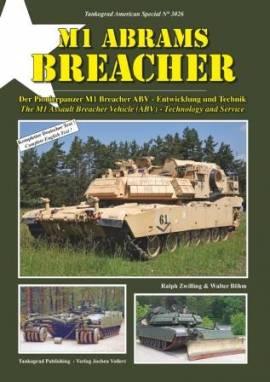 3026 Pionierpanzer M1 Breacher ABV ,Tankograd NEU - Bild vergrößern