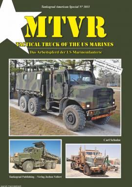 3031 MTVR Das Arbeitspferd der US Marines, Tankograd, NEU 9/2017   - Bild vergrößern