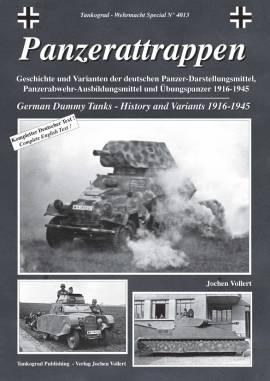 4013 Panzerattrappen - Bild vergrößern