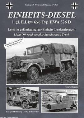 4017 Einheitsdiesel, Tankograd NEU 9/2011 - Bild vergrößern