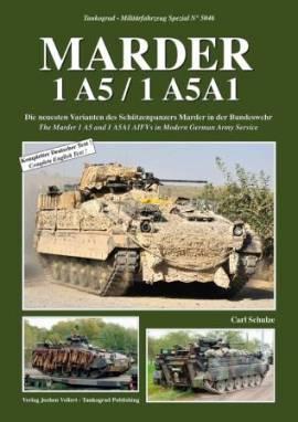 5046 MARDER 1 A5 / 1A5A1, Tankograd NEU  - Bild vergrößern