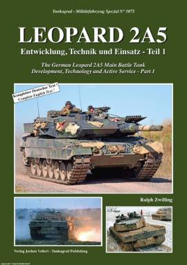5075 Leopard-2A5, Teil 1, NEU  - Bild vergrößern