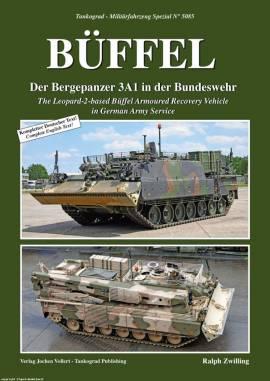 ! 5085  Bergepanzer 3A1 Büffel, Tankograd NEU 6/20 VORBESTELLUNG - Bild vergrößern