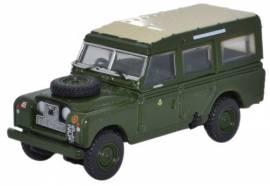LAN2007 Land Rover II LWB British Territorial Army 1960,Oxford 1:76, NEU 2/2015 - Bild vergrößern