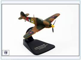 ! AC069 Hawker Hurricane RAF, Ops Training Unit 1940,Oxford 1:72,NEU 5/17 - Bild vergrößern