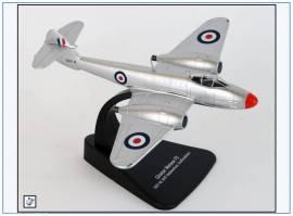 ! AC095 Gloster Meteor F3, ROYAL AIR FORCE, 1945 - 1955, Oxford 1:72, NEU 8/2020 - Bild vergrößern