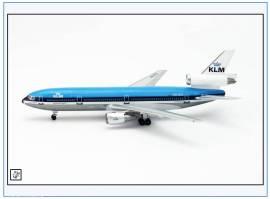AC5083 DC-10-30 KLM, PH-DTA, Aeroclassics 1:500, NEU 12/2017 - Bild vergrößern