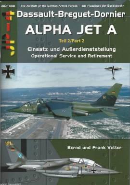 ! ADJP008 Alpha Jet - Teil 2: Einsatz und Ausserdienststellung, AirDoc NEU  - Bild vergrößern