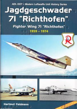 ! ADL007 Jagdgeschwader 71 -Richthofen- 1959 - 1974, Teil 1, AirDoc - Bild vergrößern
