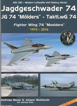 ! ADL010 Jagdgeschwader 74 -Mölders- - 1974-2016, AirDoc NEU - Bild vergrößern