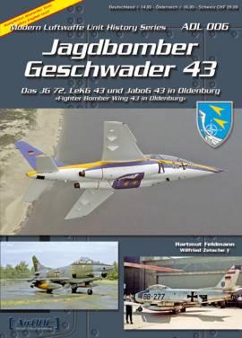 ! ADL006 Jagdbombergeschwader 43 in Oldenburg, AirDoc - Bild vergrößern