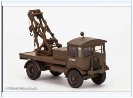 !AEC018 AEC Matador Wrecker, British Army, 1940 - 1944 Oxford 1:76,NEU - Bild vergrößern