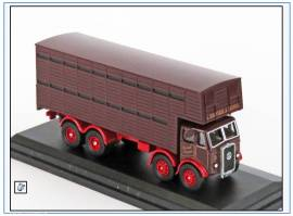 !ATKL005 Atkonson 4-axle cattle truck -Davies & Sons-,Oxford 1:76, NEU - Bild vergrößern