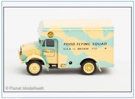 !BD001 Bedford OX 30cwt Van, -Food Flying Service-, 1941, Oxford 1:76 - Bild vergrößern