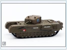 !CHT002 Churchill Mk.III Infantriepanzer, Dieppe 1942,Oxford 1:76,NEU 11/2017 - Bild vergrößern