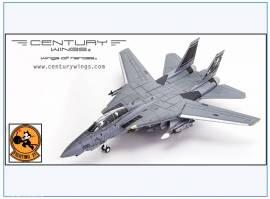 CW001633 F-14D Tomcat US NAVY , VF-31 -Tomcatters- #100, 2002, Century Wings 1:72, NEU 12/20 - Bild vergrößern