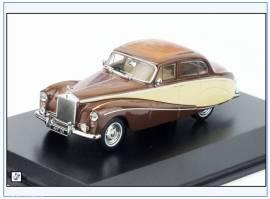 EMP001 Rools Royce Silver Cloud, zwei Töne braun, 1955-58, Oxford 1:43, NEU - Bild vergrößern