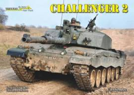 ! FT-18 Challenger britischer Kampfpanzer, Tankograd Fast Track, NEU 6/2016  - Bild vergrößern
