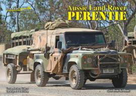 ! FT-07 Perentie-der Landrover der australischen Armee,Tankograd im Detail, NEU 3/2015 - Bild vergrößern