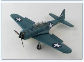 ! HA0173 SBD Dauntless US NAVY VB-6 USS Enterprise, Midway 1942,Hobbymaster 1:72, NEU 6/20 - Bild vergrößern