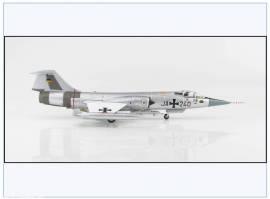 ! HA1043 F-104G Starfighter Luftwaffe JG71, 1965,Hobbymaster 1:72, NEUHEIT 9/19 - Bild vergrößern