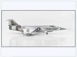 ! HA1044 F-104C Starfighter USAF 435th TFS, 1965,Hobbymaster 1:72, NEUHEIT 9/19 - Bild vergrößern
