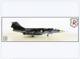 !A HA1046 Lockheed F-104G Starfighter JG-71 JA+111 1967,,Hobbymaster 1:72,NEU 4/2021 - Bild vergrößern
