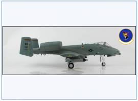 ! HA1328 A-10 Thunderbolt II USAF 66TH WS, 2005, Hobbymaster 1:72,NEU 6/2020 - Bild vergrößern