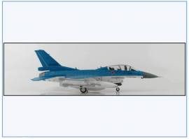! HA2719 Mitsubishi XF-2B (F-16) JASDF,Prototyp & Bewaffnung, Hobbymaster 1:72 NEU 6/20 - Bild vergrößern