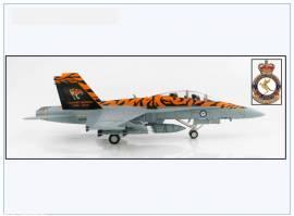 ! HA3545 F/A-18B Hornet RAAF No.2 OCU -Classic Hornet-, 2019,,Hobbymaster 1:72,NEU 12/20 - Bild vergrößern