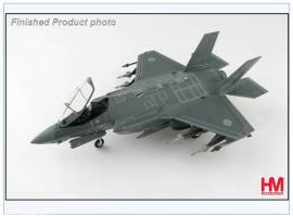 !A HA4423 F-35A JASDF, 302 Hikotai, Misawa AB, Hobbmaster 1:72,NEU 2/21 - Bild vergrößern