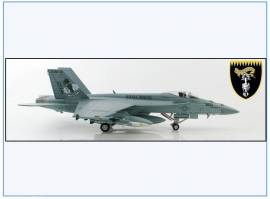 ! HA5116 E/F-18E Super Hornet US NAVY -Royal Maces- #200 2017,Hobbymaster 1:72,NEU 9/20 - Bild vergrößern