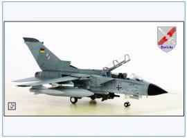 !A HA6703 Tornado Luftwaffe JaBoG31 -Boelke-, Nörvenich, 2000,Hobbymaster 1:72,NEU 7/21 - Bild vergrößern