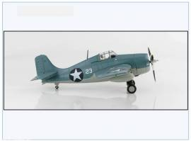 ! HA8902 Grumman F4F-4 Wildcat US NAVY USS Yorktown, Miday 1942,Hobbymaster 1:48,NEU 8/19 - Bild vergrößern