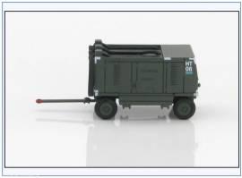 !  HD3003b US Air Force Hydraulic Trolley, Hobbymaster 1:72, NEU 12/2016 - Bild vergrößern