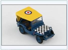 HG1613 Willy´s Jeep ROYAL AIR FORCE -Follow Me-,1941-45,Hobbymaster 1:48,NEU 12/19 - Bild vergrößern