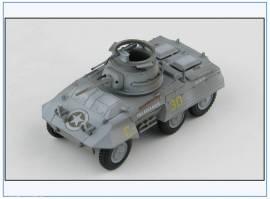 HG3812 US M8 Greyhound 2nd Arm.Div. Ardennes 1944, Hobbymaster 1:72,NEU 12/19 - Bild vergrößern