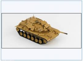 HG5606 M60A1 Patton US MARINE CORPS,Golfkrieg 1991, Hobbymaster 1:72, NEU 4/2019 - Bild vergrößern