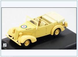 !HST003 Humber Snipe Montogomery´s Staff Car,Tunesien 1943,Oxford 1:76,NEU 11/2017 - Bild vergrößern